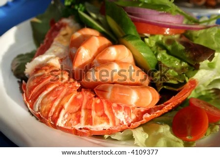 seafood meal