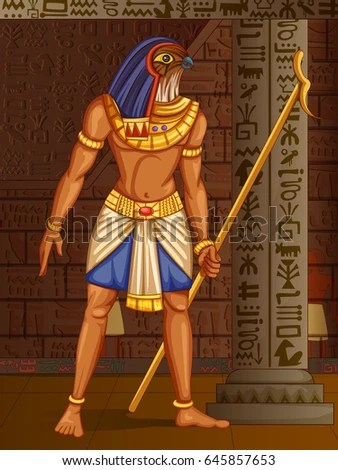 Free Vector Ancient Egyptian Symbols 123Freevectors
