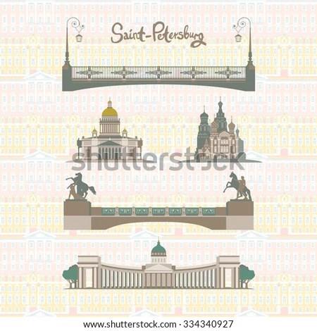 Download Kazan Cathedral St Petersburg Russia Wallpaper ...