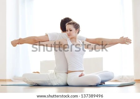 yoga for couples   physiotherapy and recovery