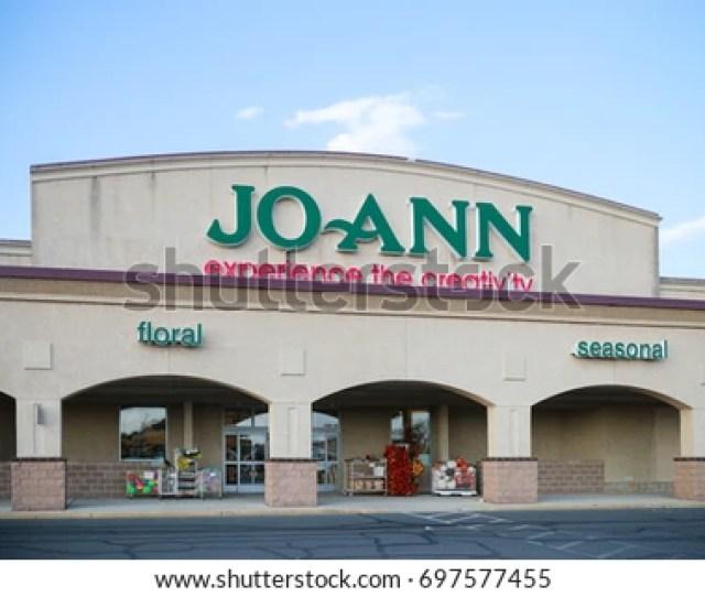 Philadelphia Pennsylvania Aug 16 2017 Exterior View Of Jo Ann Fabrics And