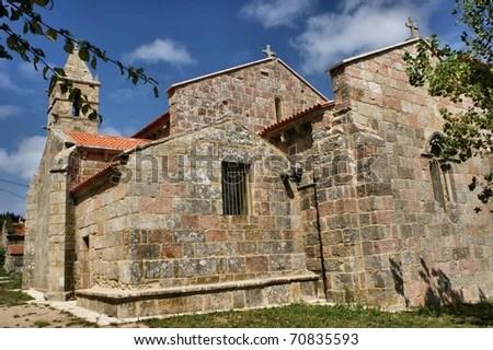 Santa Maria das Areas church