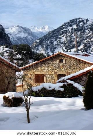 Winter in Alles, Penamellera