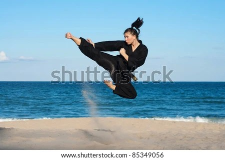 karate female images - usseek.com