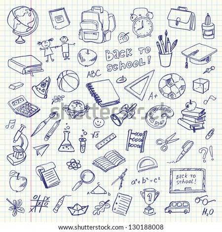 https://i1.wp.com/image.shutterstock.com/display_pic_with_logo/849265/130188008/stock-vector-freehand-drawing-school-items-on-a-sheet-of-exercise-book-back-to-school-vector-illustration-set-130188008.jpg