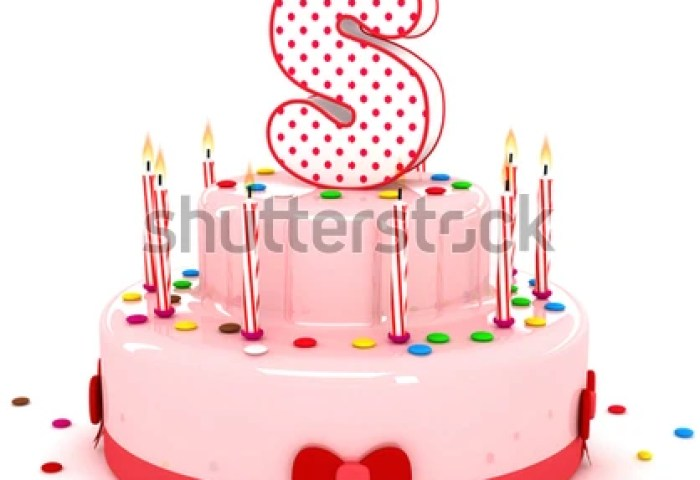3 D Cute Letter S Rendering Colorful Stock Illustration Royalty