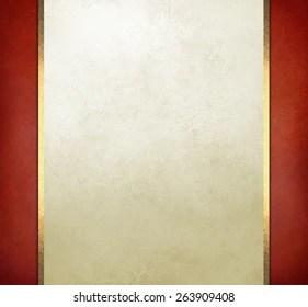 https www shutterstock com image illustration elegant formal white background red sidebars 263909408