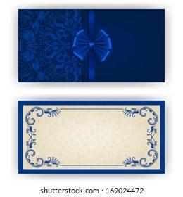 https www shutterstock com image illustration elegant template luxury invitation card lace 169024472
