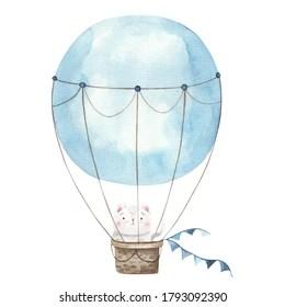 https www shutterstock com image illustration illustration balloon blue color gray cat 1793092390