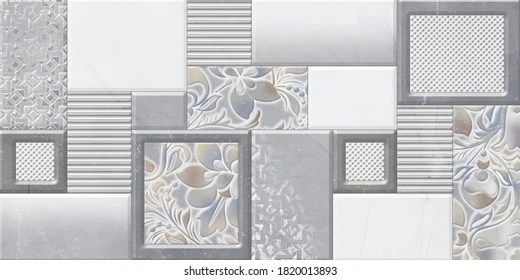 https www shutterstock com image illustration moroccan tiles ornaments random wall design 1820013893