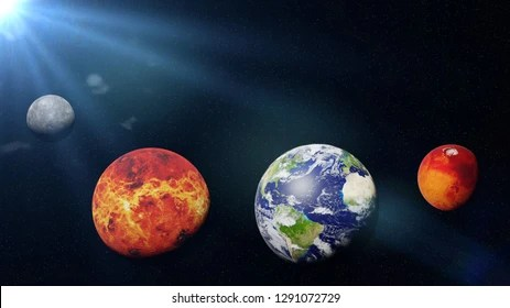 Inner Planets Images, Stock Photos & Vectors | Shutterstock