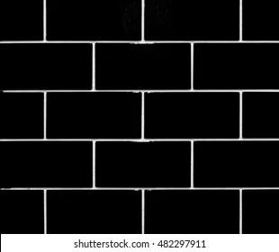 https www shutterstock com image photo black white tiles wall background 482297911