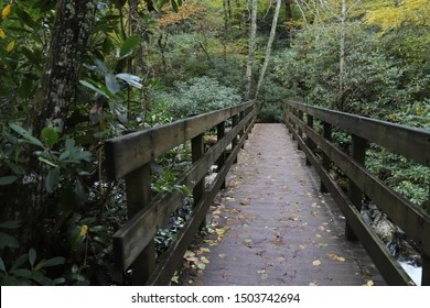 The only two trails in the park that allow pets are the gatlinburg trail near the sugarlands visitor center and the oconaluftee river trail near the oconaluftee visitor center. Gatlinburg Trail Images Stock Photos Vectors Shutterstock