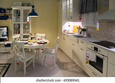 Ikea Kitchen Images Stock Photos Vectors Shutterstock