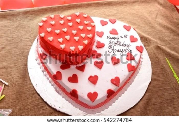 Cakes Special Every Birthday Every Celebration Stock Photo Edit Now