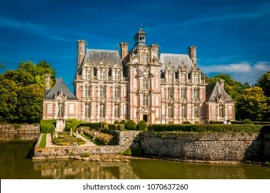 French Chateau Images, Stock Photos & Vectors | Shutterstock