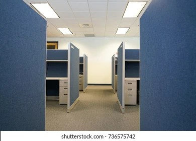 Cubicle Stock Images Royalty Free Images Amp Vectors Shutterstock