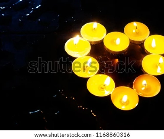Diwali Festival Conceptlight From Candleswallpaper And Background