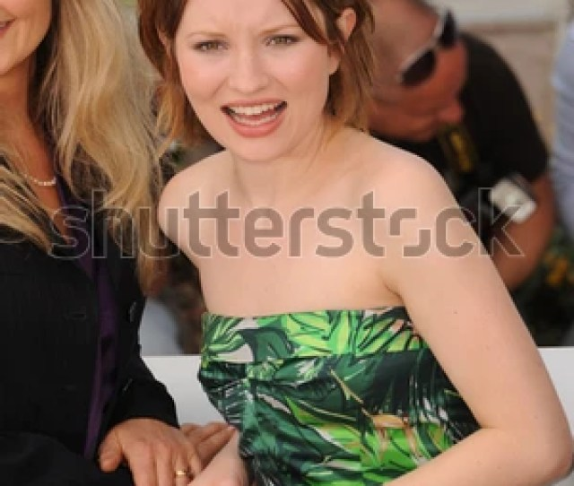 Emily Browning At Photocall For Her New Movie Sleeping Beauty In Competition At The