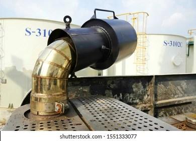 exhaust spark arrestor equipment heavy