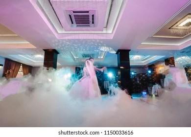 https www shutterstock com image photo first wedding dance newlywed bride groom 1150033616