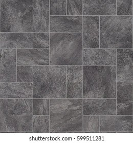 https www shutterstock com image photo grey stone tile effect vinyl flooring 599511281