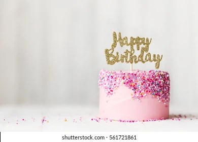 Happy Birthday Cake Images Stock Photos Vectors Shutterstock