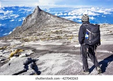 Needles climbing at south dakota's black hills. Mt Kinabalu Hd Stock Images Shutterstock