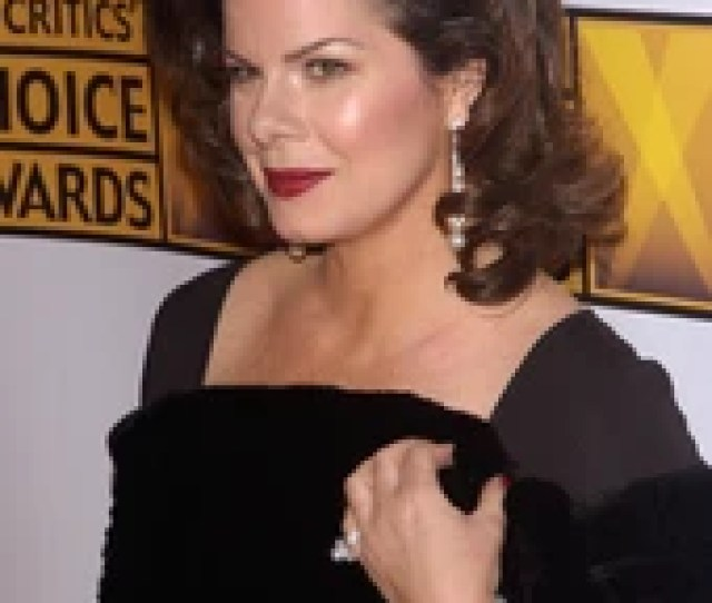 Jan 10 2005 Los Angeles Ca Actress Marcia Gay Harden At The