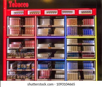 https www shutterstock com image photo larnaca cyprus may 2018 view cigarette 1093104665