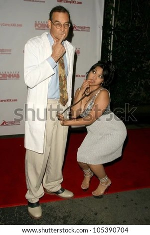 Mike Horner And Mika Tan At The Celebrity Pornhab With Dr Screw Premiere