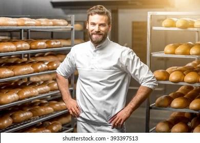 Baker Images, Stock Photos & Vectors | Shutterstock