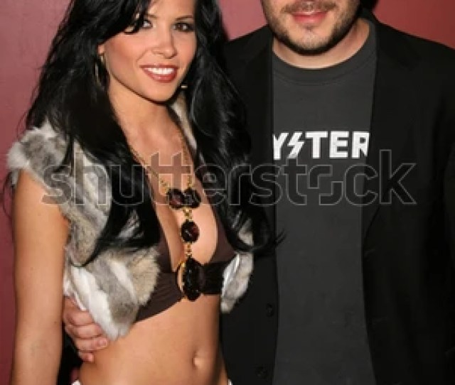 Rebeca Linares And Adam Rifkin At The Preview Screening Of National Lampoons Homo Erectus