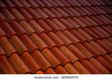 https www shutterstock com image photo red roof tiles closeup background 1899045970