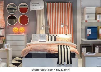 Ikea Bedroom Images Stock Photos Vectors Shutterstock