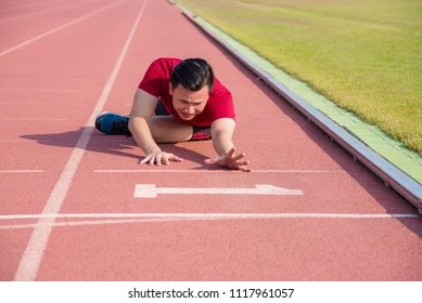 Sad Runner Images, Stock Photos & Vectors | Shutterstock