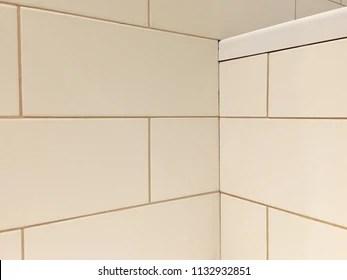 https www shutterstock com image photo seamless perspective corner bathtub bathroom wall 1132932851