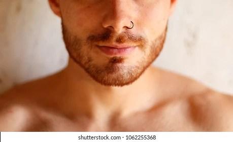 Piercing Men Images Stock Photos Vectors Shutterstock