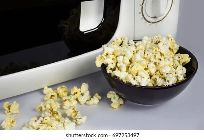 https www shutterstock com image photo soft butter popcorn after cooking microwave 697253497