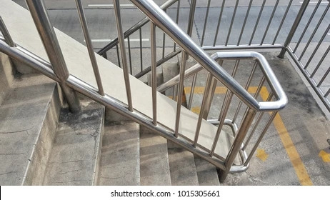 Railings Images Stock Photos Vectors Shutterstock | Stainless Steel Staircase Price | Iron | Helical Staircase | Small Steel | Black Steel | Spiral