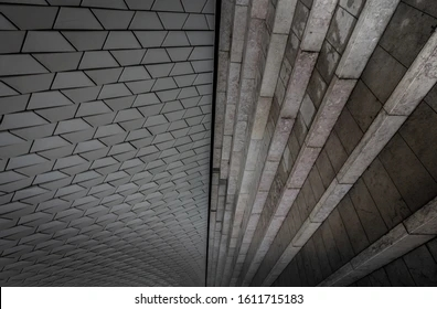 Unique Staircase Images Stock Photos Vectors Shutterstock | Staircase Exterior Wall Design | Commercial | Entrance Ceiling | Interior | Modern | Boundary Wall