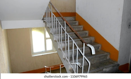 Stairs Inside Home Images Stock Photos Vectors Shutterstock | Inside Home Stairs Design | Stunning | Amazing | Tiny | Normal | Staircase Design
