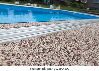 https www shutterstock com image photo texture pebbles exposed aggregate foundation 1125804200