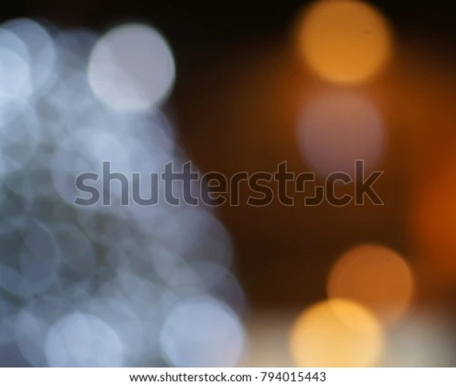 What Bokeh Translated Japanese Blur It Stock Image Download Now