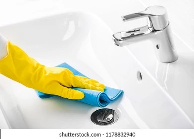 https www shutterstock com image photo woman maid charwoman cleaning modern new 1178832940