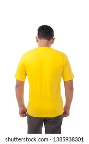 Download Free Blank T Shirt Mockup Templates Yellow Images