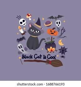 1920x1200 cute cat halloween wallpaper halloween cat wallpaper. Halloween Cat Images Stock Photos Vectors Shutterstock