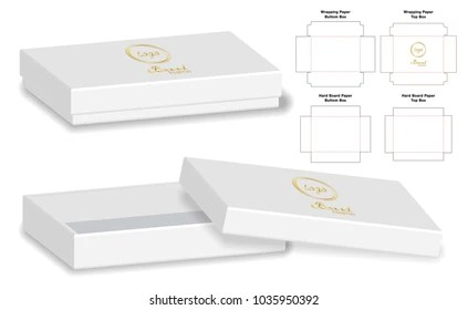 It's the first step of a box packaging design. Packaging Template Hd Stock Images Shutterstock