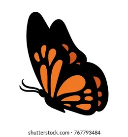 Butterfly Clipart Images Stock Photos Vectors Shutterstock