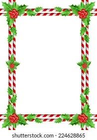Christmas Border Images Stock Photos Amp Vectors Shutterstock